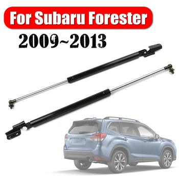2Pcs Car Gas Shock Hood Shock Strut Damper Lift Support For Subaru Forester 2009~2013 Car-styling Supporting Rod Hydraulic Hood image
