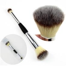 1Pcs Make Up Brush Loose Powder Blush Single Double-Head Makeup Eye Shadow Multi-Function