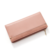 Women Long Clutch Wallet Multi-card Position Wallets Female Purse Lady Purses Phone Pocket Card Holder Pu Leather Wallet Purse цена в Москве и Питере