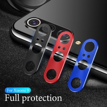 Camera Lens Protective Cover Ring For Xiaomi Mi 9 SE 8 Metal Rear Mobile Phone Protector Full Case On Mi8