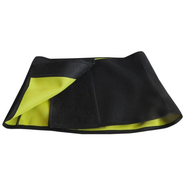 Women Fitness Body Shaper Vest Slimming Shapewear Shirt Sweat Sports Yoga Top Slimming Sweat Belly Belt Body Shaper 3