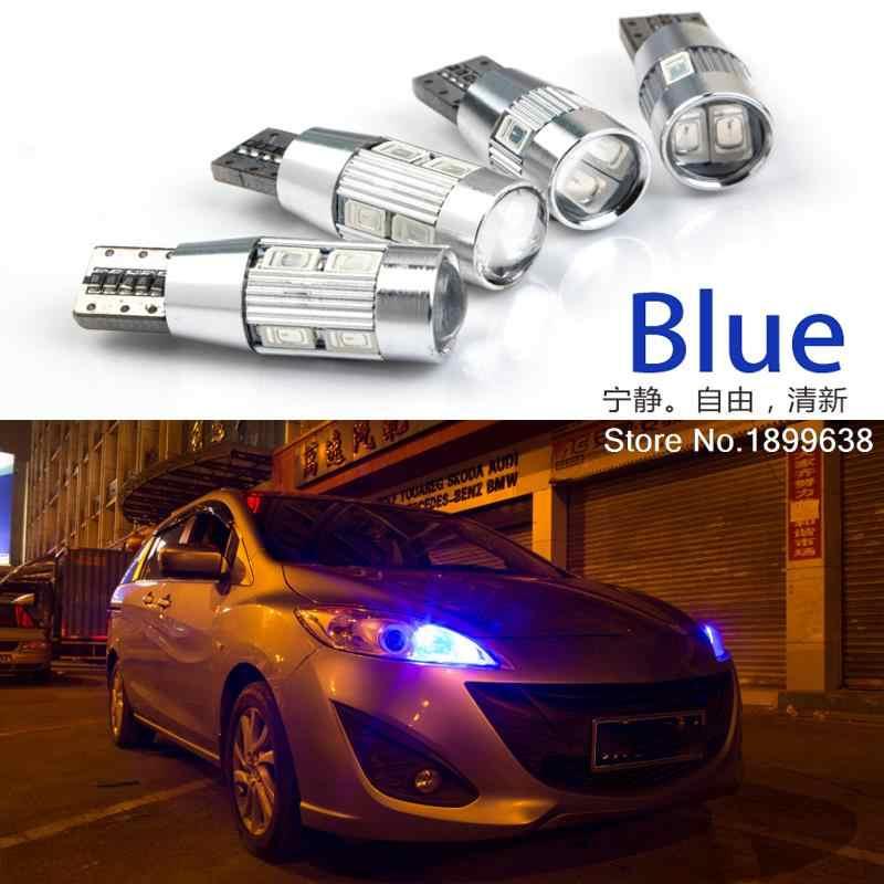 1 PC Aman Tidak Ada Kesalahan T10 Light 194 W5W LED CANBUS untuk Hyundai IX35 I30 Verna Sonata Terracan Tucson SantaFe aksen Elantra Solaris