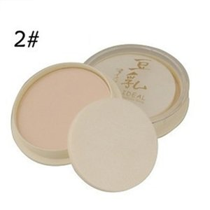 Women Facial Makeup Foundations Powder Waterproof Brighten Face Concealer Pressed Powder Highlight Powder