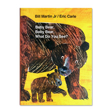 Early-Education Picture-Book Parent-Child-Reading English What Bear Do You-See Primary-School-Enlightenment