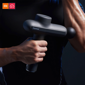 Image 1 - Xiaomi Yunmai Muscle Massage Pistol Pro Basic 60W Powerful 12mm Deep Tissue Massager Workout Runing Therapy Muscle Pain Relief