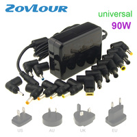 90W 6A 5A 4.9A 4.74A 4.7A 4.62A 4.5A 4.1A 4A Universal Power Adapter Charger for Acer Asus Dell HP Lenovo Toshiba Laptop