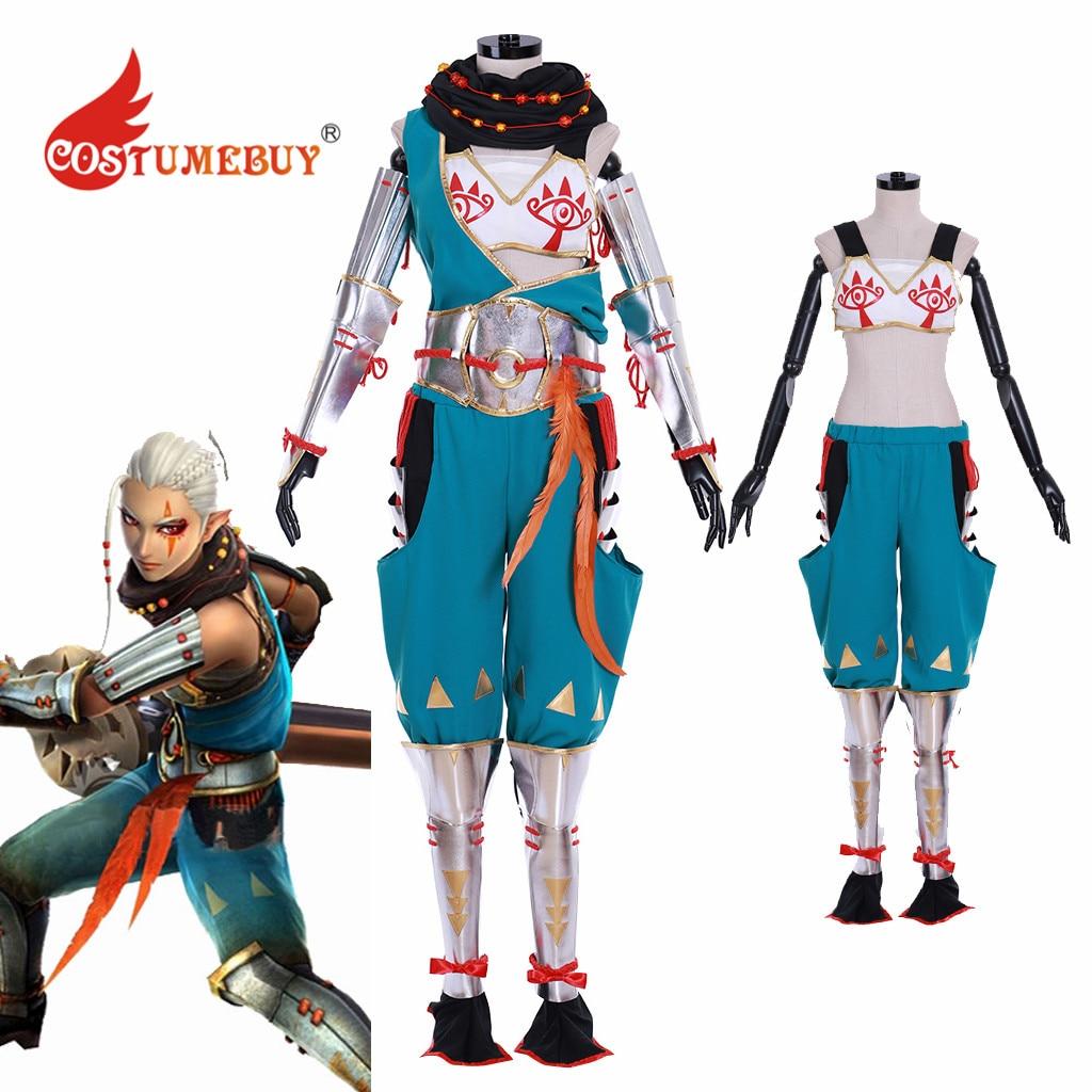 Costumebuy Permainan Legenda Zelda Breath Of The Wild Cosplay Kostum Hyrule Warriors Impa Dewasa Anak Anak Halloween Suit L920 Film Tv Kostum Aliexpress
