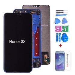 Original pour Huawei Honor 8X JSN-AL00 JSN-L22 JSN-L21 écran LCD complet + remplacement de l'assemblage de numériseur d'écran tactile
