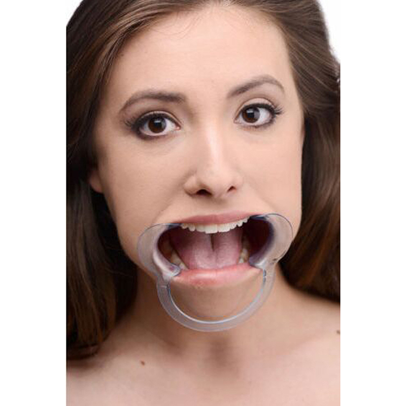 <font><b>Gag</b></font> Oral Fetish Slave Restraints Mouth Bondage <font><b>Ring</b></font> <font><b>Gag</b></font> Erotic <font><b>sex</b></font> toys for woman Adult Lingerie For Couples Erotic Accessories image