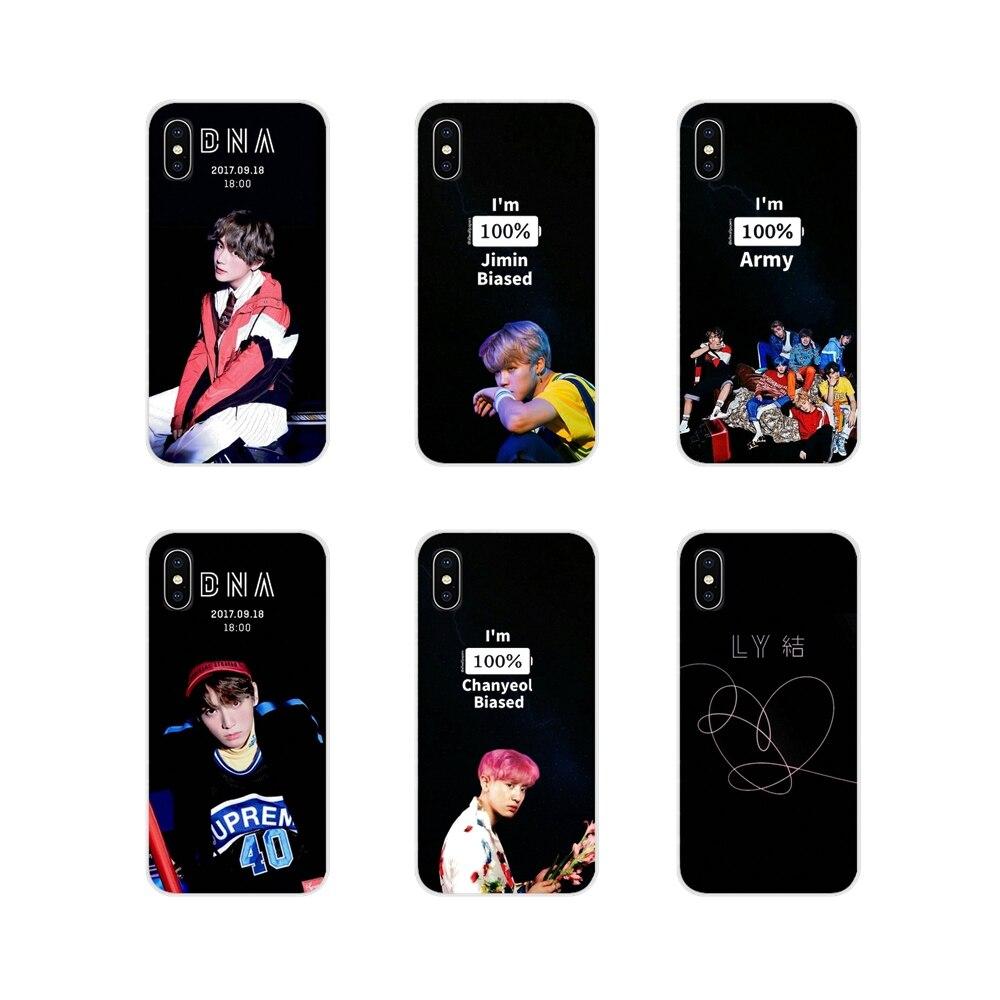 Rap RM JIMIN JIN SUGA J HOPE V JUNG KOOK TPU Cover For LG G3 G4 Mini G5 G6 G7 Q6 Q7 Q8 Q9 V10 V20 V30 X Power 2 3 K10 K4 K8 2017