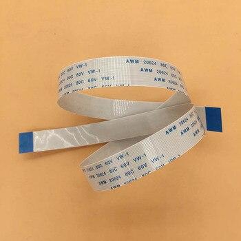 10 Uds UV impresora plana ricoh gh2220 cable para cabezal de impresión para Ricoh GH2220 cable de datos plano FFC 24 pines 50cm