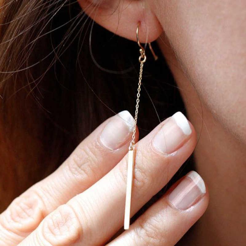 แฟชั่นต่างหูหญิงเกาหลีรุ่นแขวนต่างหูปลาแหวนต่างหูแฟชั่นเครื่องประดับต่างหูสำหรับผู้หญิง