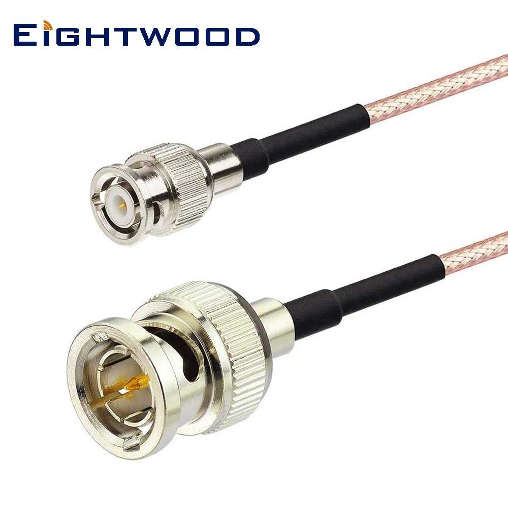 Mini Bnc Male To Bnc Male Vedio Sdi Cable 60cm For Hd Sdi 3g Sdi Frame Synchronizer Sync Broadcast Router Audio Gateway Hub Cables Adapters Sockets Aliexpress