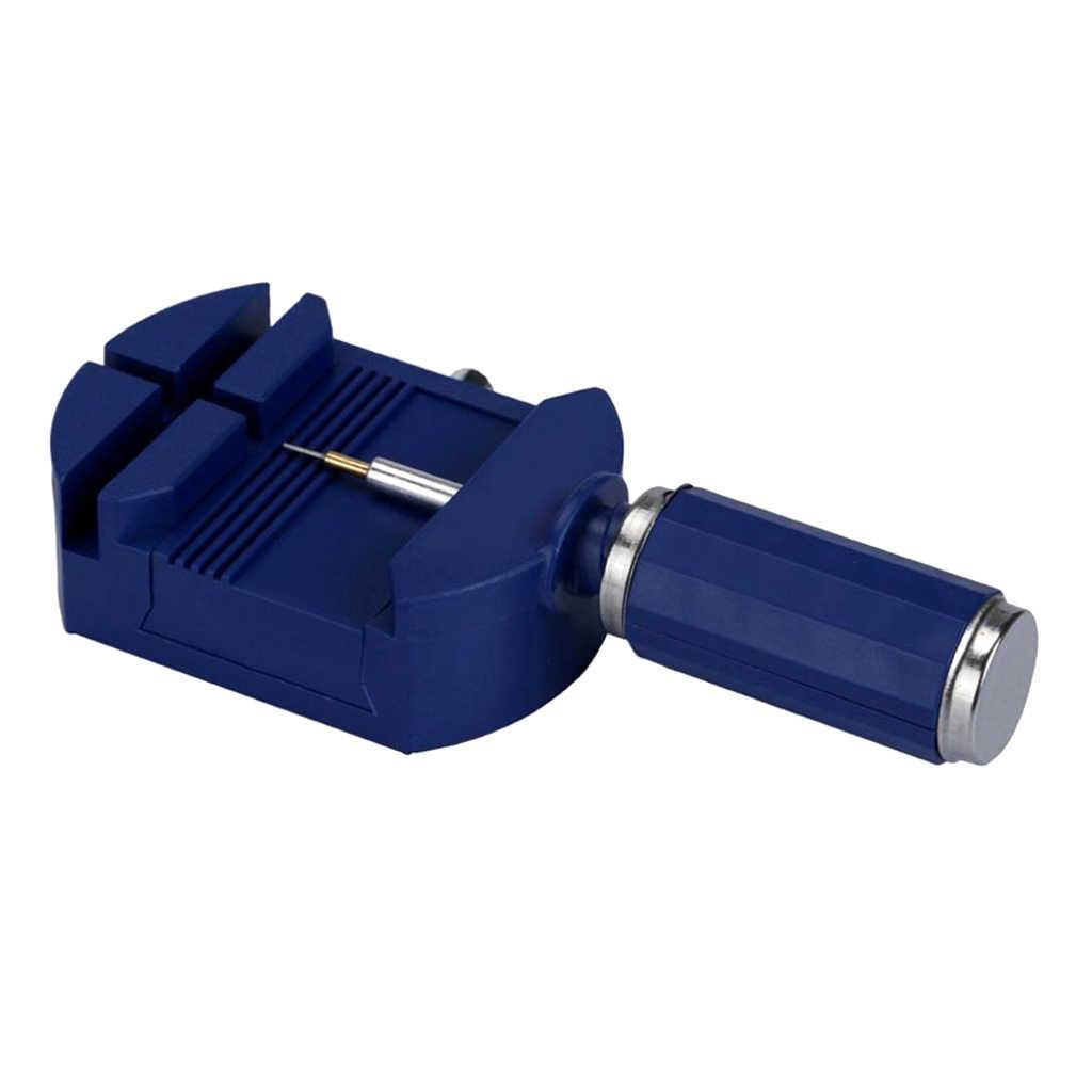 Guarda il Link Per Acciaio inossidabile Band Slit Cinghia Braccialetto Catena Spille Remover Strumento Regolatore di Riparazione Kit 28 millimetri