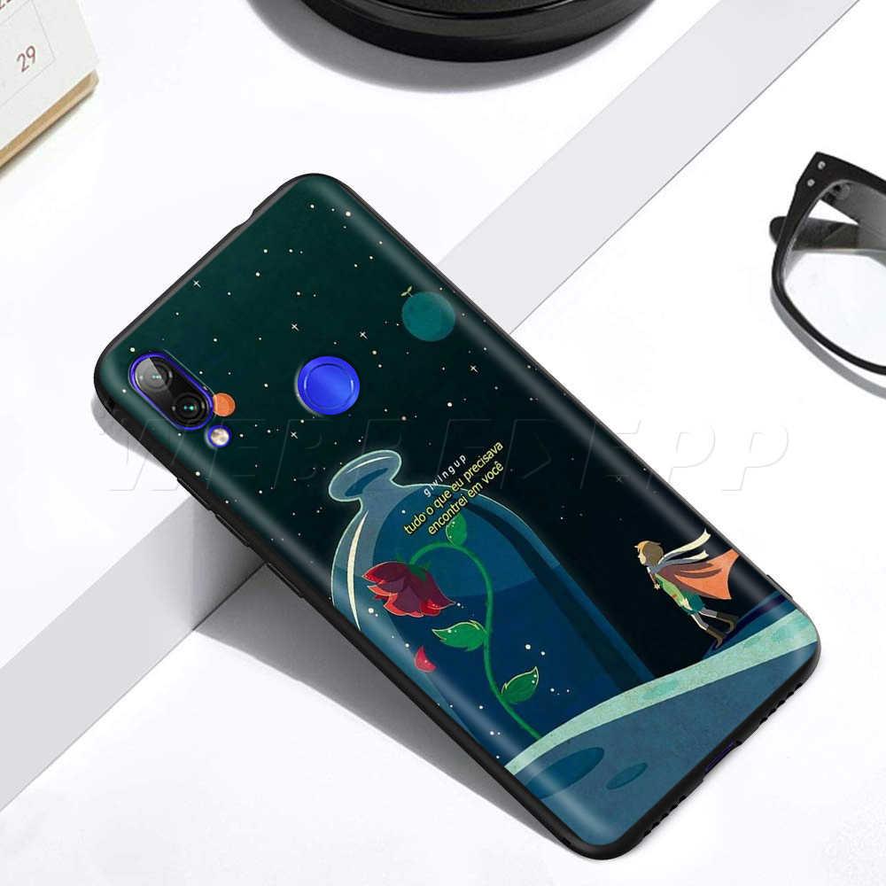 El Pequeño Príncipe para Xiaomi Redmi 4A 4X4 5X5 5A 6 6A 7 7A S2 nota a K20 Pro Plus primer 8T