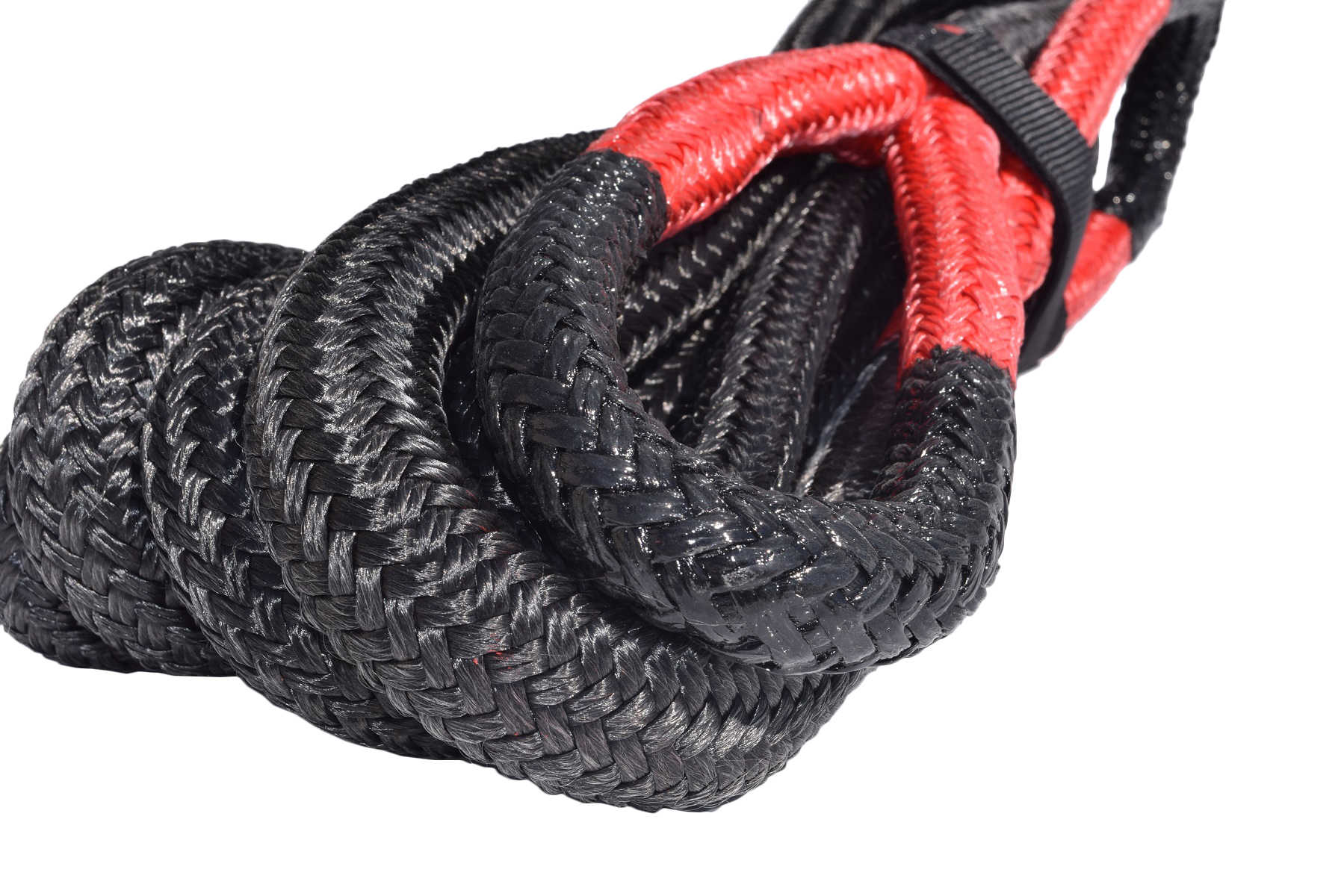 7//8*20ft Double Braided Nylon Kinetic Recovery Rope,22mm*6m Bubba Rope,Tow Rope Car