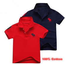 T-Shirts Short-Sleeve Toddler Clothes Baby-Boys Tops Cool Girls Cotton Summer for Tees