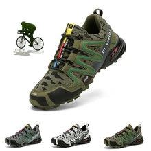 Кроссовки мужские для велоспорта водонепроницаемая обувь гонок