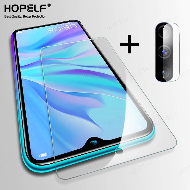 Tempered Glass For Huawei P30 Lite P20 Lite P Smart 2019 Screen Protector P30 lite Glass P20 Lite Pro P Smart 2019 Camer Lens(China)