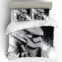 Edredon Star Wars Bedding Sets Duvet Cover Home Textile Single Queen King Size Set Bed Sheets Pillowcases Linen