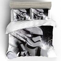 Edredon Star Wars Bedding Sets Duvet Cover Home Textile Single Queen King Size Bedding Set Bed Sheets Pillowcases Bed Linen