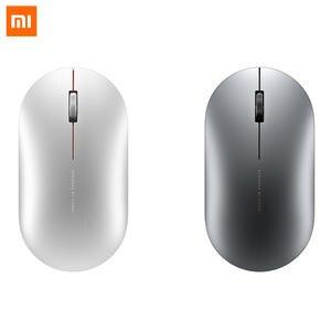 Xiaomi Laptop Mouse Metal Portable Wireless Optical Mini Fashion 1000dpi Link USB 2