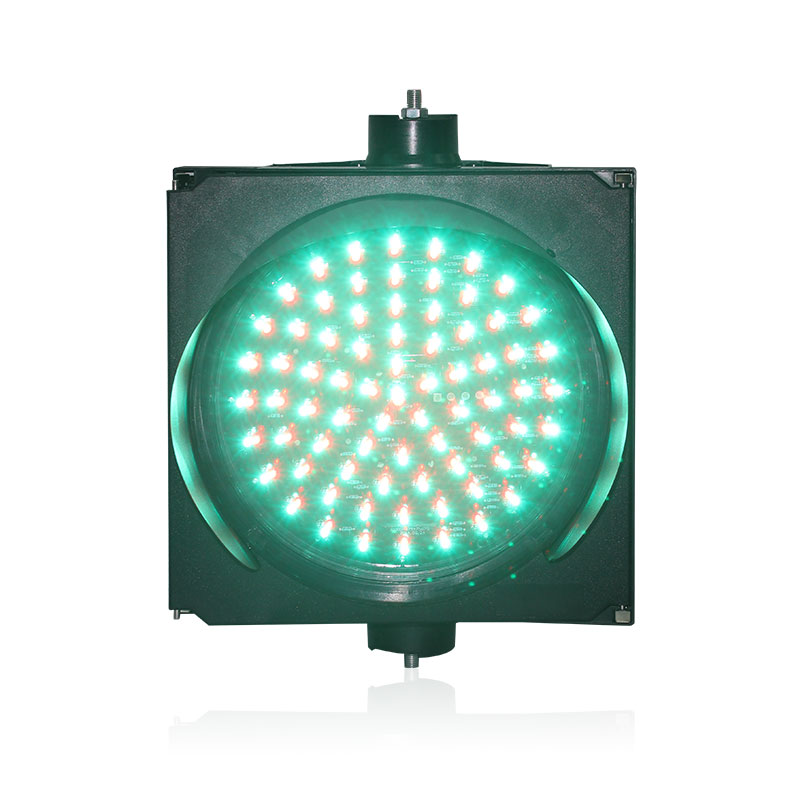 AC85-265V PC Housing 300mm Bi Red Green Color LED Traffic Signal Light For Sale