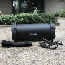 USB Audio SL-10 High Power Wireless Outdoor Portable Subwoofer Music Stereo Sturdy Sports Bluetooth Speaker Creative Collection(China)