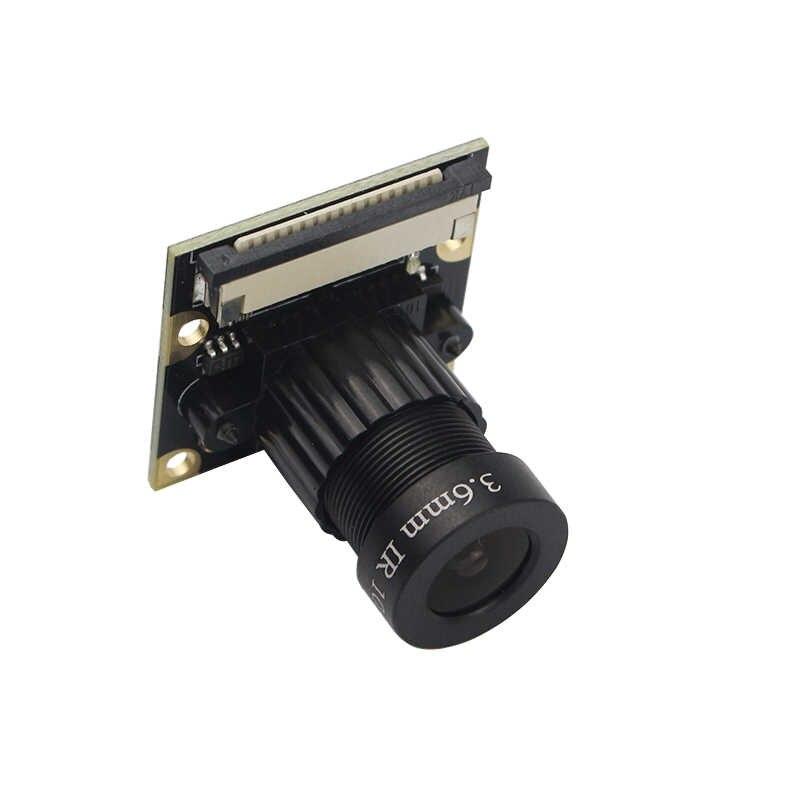 Raspberry Pi 3B + 5Mp мегапиксельная Ночная камера Ov5647 датчик широкоугольный модуль камеры для Raspberry Pi 3 Model B/2 (широкоугольная камера