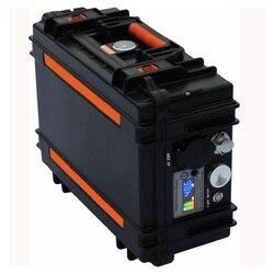 Generador Solar portátil de alta potencia 2000Wh/3000Wh de CA y CC de fácil manejo, calidad militar, UPS, herramientas eléctricas para exteriores