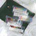 200 шт. в стиле ретро Morandi цветные наклейки на указательный палец в виде листьев для домашних животных, аксессуары для записей, канцелярские т...