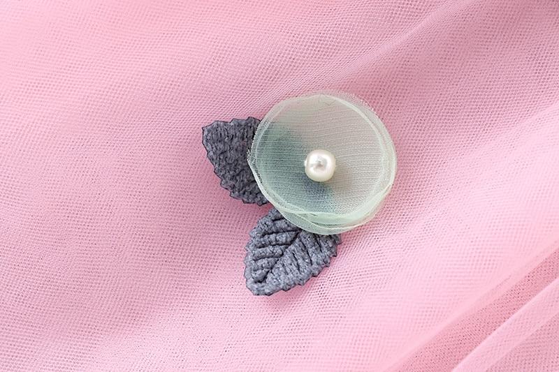 vestido 2020 novo laço chiffon flor drapeado