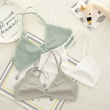 Sexy Bralette Ultra-thin Bra Seamless Bras For Women Brassiere Lingerie Triangle Cup Underwear