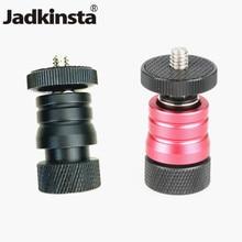 Jadkinsta ראשי חצובה שחרור מהיר מיני כדור ראש עבור חיכוך קסם זרוע צג LED אור להסרה Ballhead עם 1/4