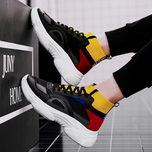 Image 3 - 2019 Mens Shoes Casual Sneaker Fashion Sneakers Men Trainers Tenis Masculino Adulto Zapatillas Hombre Deportiva Chaussure Homme