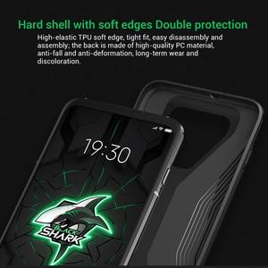 Image 5 - Black Shark جراب واقٍ كامل لجهاز ألعاب الفيديو ، وحدة تحكم FunCase أصلية للألعاب 3 Pro ، اتصال Black Shark