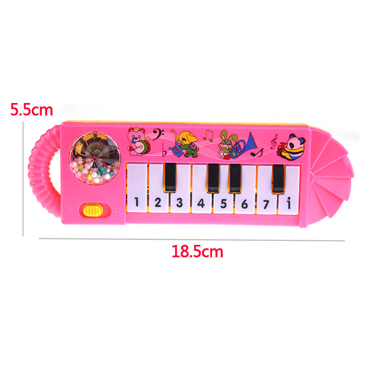 CHILDREN'S Toy Infant Educational Baby Violin Yesterday Model Stall Toy Creative Music Early Childhood Electronic Keyboard