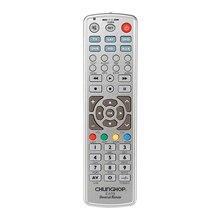 קומבינטוריים שלט רחוק ללמוד לטלביזיה SAT DVD CBL DVB T AUX CE חכם טלוויזיה 3D Chunghop E698