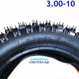 Image 2 - 3.00 10 Bánh Sau Lốp Xe Bên Ngoài Lốp 10 Inch Sâu Răng Bụi Bẩn Hố Xe Đạp Tắt Đường Xe Máy Sử Dụng Quảng lý CRF50 Apollo