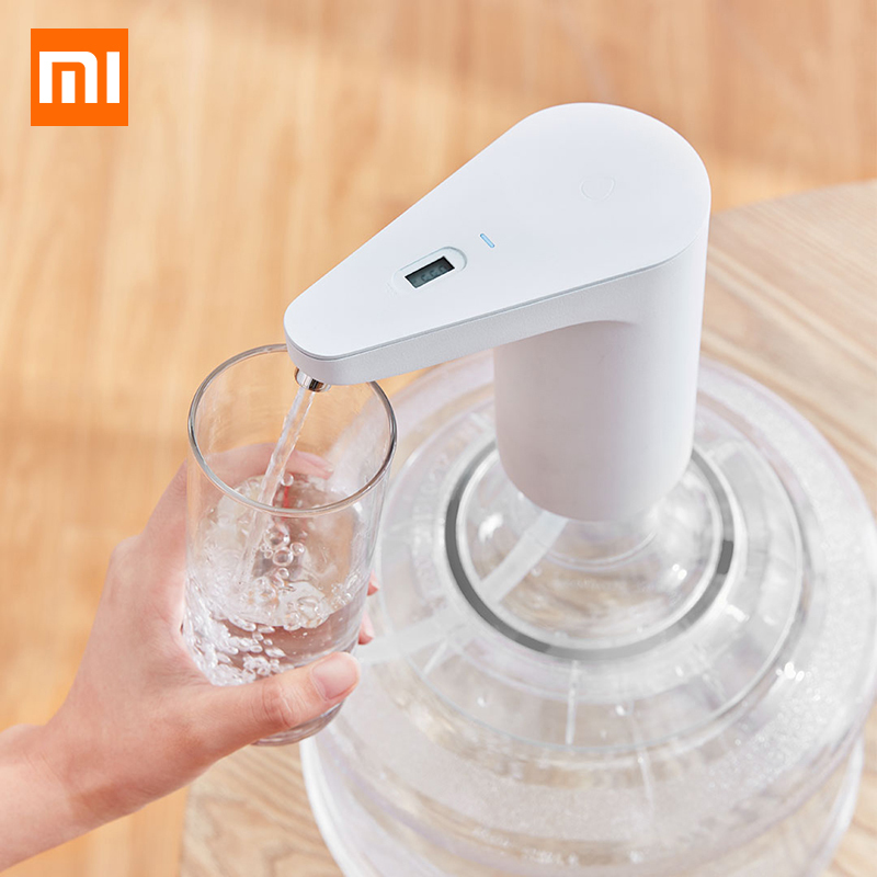 Xiaomi Mijia XiaoLang TDS Automatic Mini Touch Switch Water Pump Wireless Rechargeable Electric Dispenser Water Pump For kitchen image