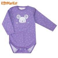 Bodysuit for girls kotmarkot sweet little mouse, 9000356