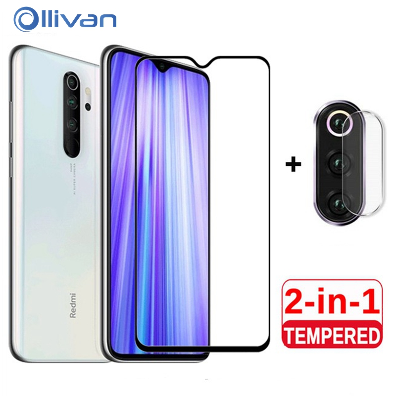 3D Full Cover Tempered Glass For Xiaomi Redmi 7 Note 8 Screen Protector Film For Xiaomi Redmi Note 7 8 K20 Pro Glass With Camera