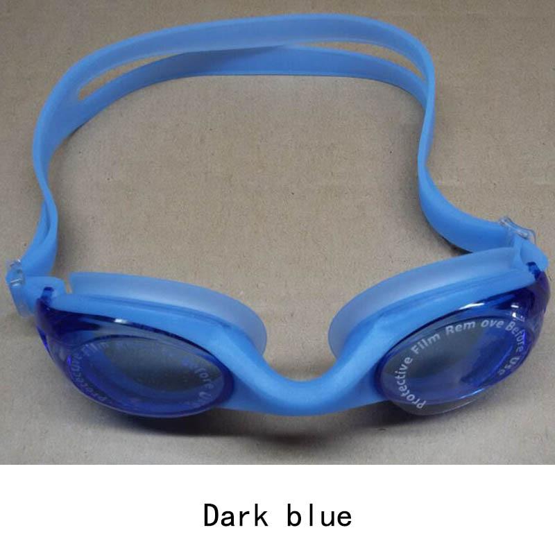Prescription Swimming Goggles Free Diving Glasses Kids Children Optical Arena Diopter Anti Fogs Swim Waterproof Dropshipping(China)