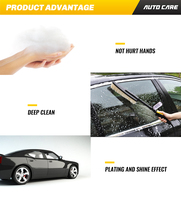 waterproof rain 300ml Ultra Car Glass Cleaner Crystal Car Mirror Protective Windshield Waterproof Cleaning Liquid Water Rain Repellent Coating (3)