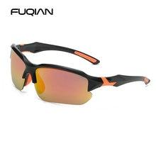 Fuqian 2020 спортивные мужские солнцезащитные очки модные поляризационные