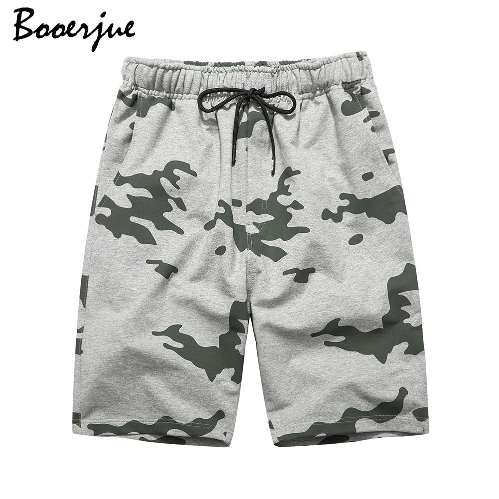 Men's Shorts Pants Gym Solid Fitness Fast Dry Fit Mesh Compression Elastic Waist Beaching Shorts Trousers Camouflage Sweatpants