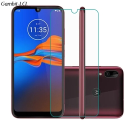 На Алиэкспресс купить стекло для смартфона tempered glass for motorola moto e6 plus xt2025 screen protector 9h on e6plus 6.1дюйм. glass film protective phone cover