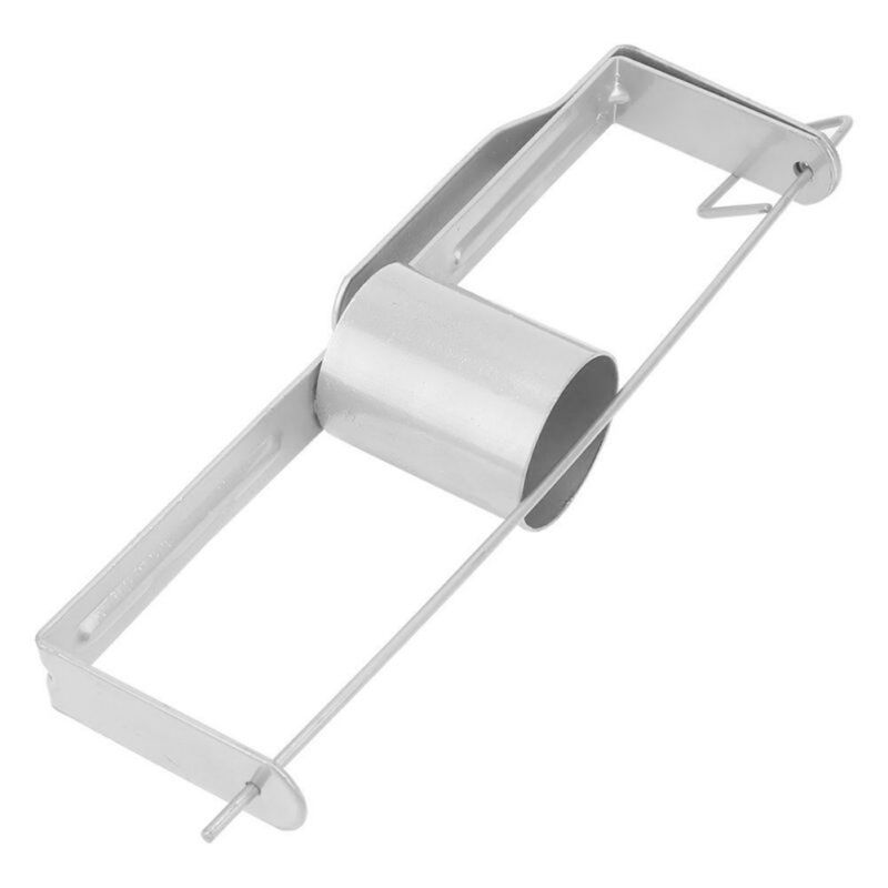 New Durable Large Capacity Tape Holder Stainless Practical Drywall Tape Reel Qyh