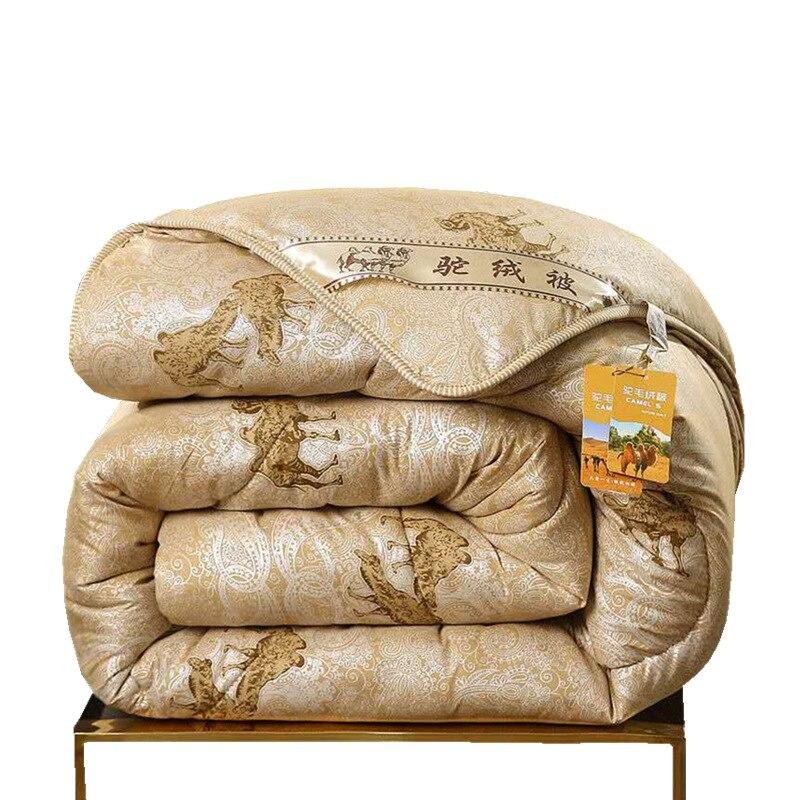 100?mel hair filler quilt blanket duvet winter cotton cover comforter|Comforters & Duvets| - AliExpress
