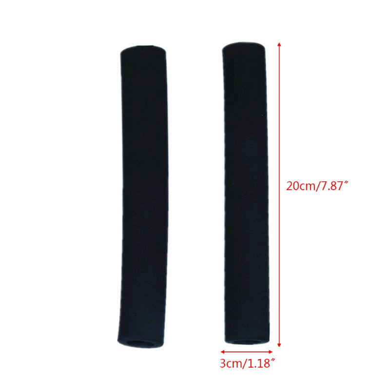 Baby Stroller Handle Cover Push Tube Cart Sleeve EVA Foam Covers Armrest Soft Protector Grips Accessories High Quality E65D